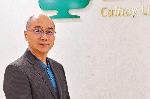 國泰人壽團體保險部協理曾繁榮    國泰人壽/提供