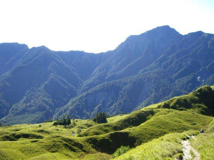 奇萊山。 圖/太魯閣國家公園管理處官網