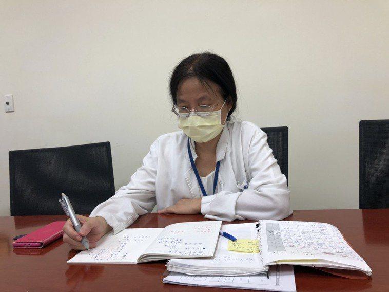 桃園療養院藥劑科主任鄭淑文提醒,服用某些抗憂鬱藥物,如fluvoxamine的病...