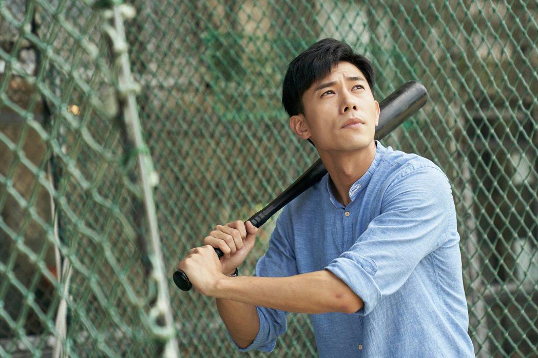 陳泂江來台演出「因為我喜歡你」。圖/八大提供