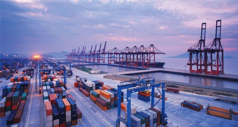 大陸8月出口1.65兆人民幣,增長11.6%。(圖/取自新浪網)