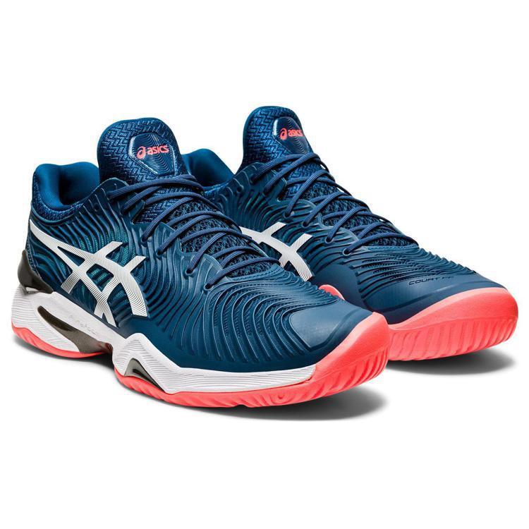ASICS Court FF 2鞋4,980元。圖/ASICS提供