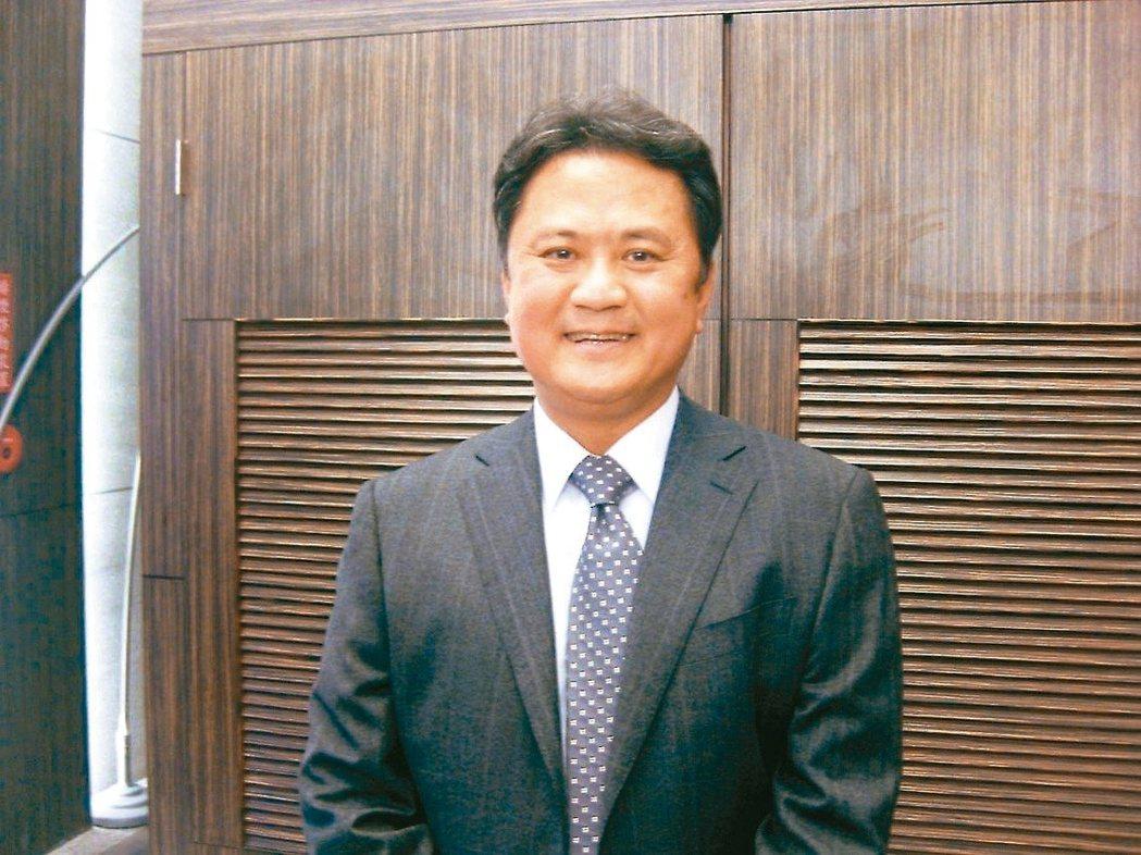 玉晶光董事長陳天慶(本報系資料庫)