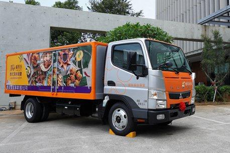 3.5噸貨車掰掰!5噸小貨車管理條文正式上路,FUSO PRO 5首台交車