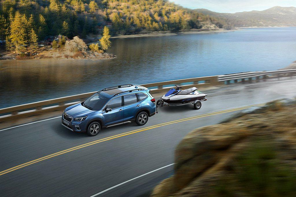 2021年式Subaru Forester、Subaru XV預售價分別為112...