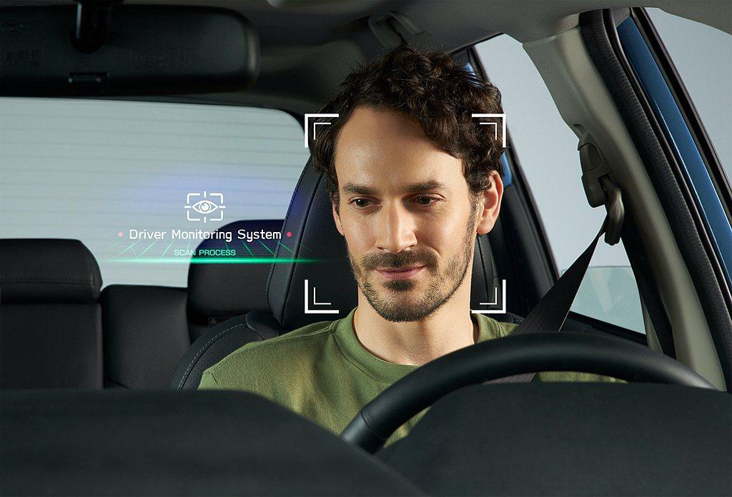 2021 Subaru Forester新增「Driver Monitoring...