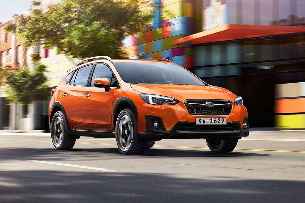 2021年式Subaru XV新增速控上鎖、SI-DRIVE動力雙模式控制系統、...