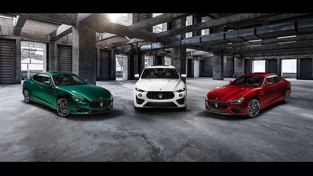 Maserati擴大性能陣容,針對Ghibli、Quattroporte兩款跑房...