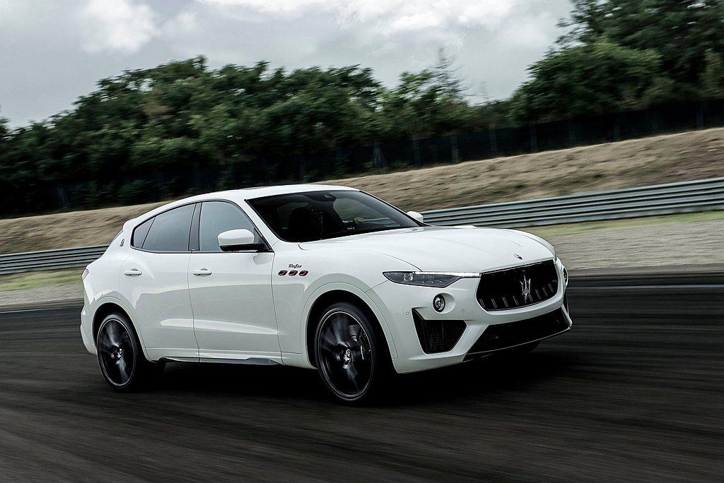 Maserati Levante Trofeo新增Launch Control功...