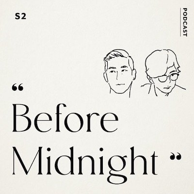 《Before Midnight》主視覺由成員之一的平面設計師顏伯駿量身打造。 ...