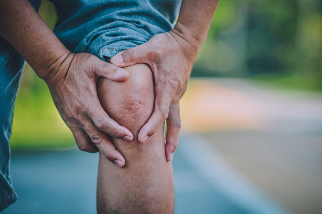 如果肌力不足或是軟骨不夠強壯,膝關節會容易退化,關節不好的人如果要運動,應該先從...