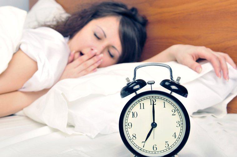 睡眠不足是造成肥胖的原因?圖/ingimage