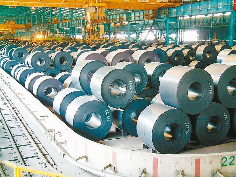 鋼市進到「金九銀十」,鋼鐵股漲多整理,類股指數收在95.67點,微幅下修0.72點,跌幅0.75%。報系資料照