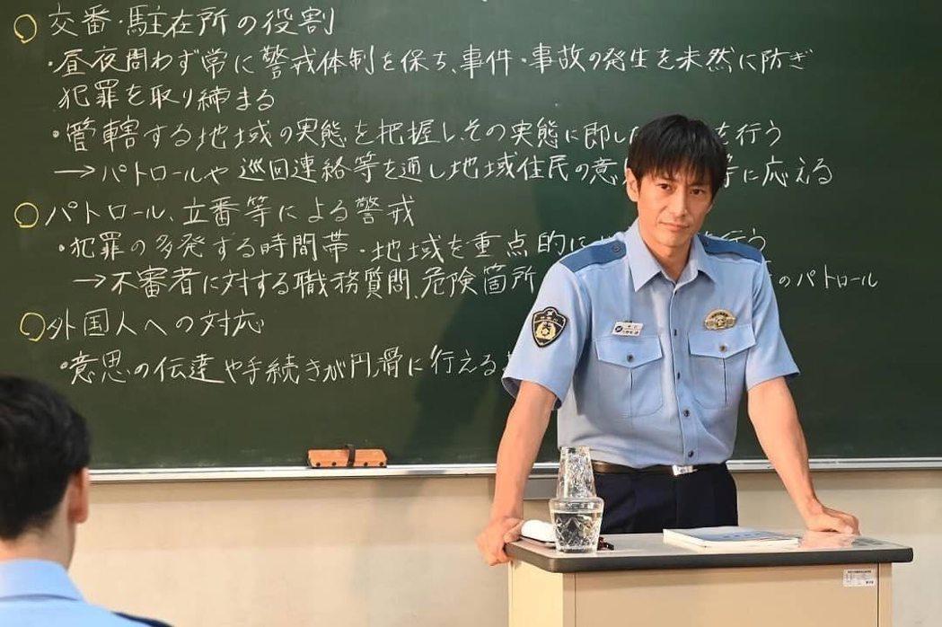 伊勢谷友介涉嫌違反大麻取締法,遭警方逮捕。圖/擷自IG