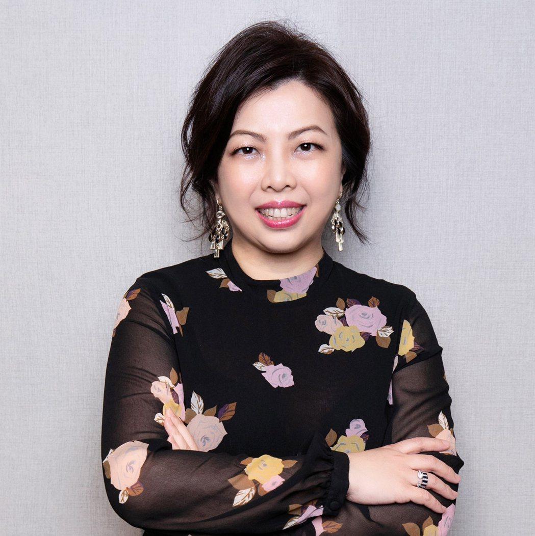 劉文硯擅長溝通、執行,決策力強大。圖/TVBS提供