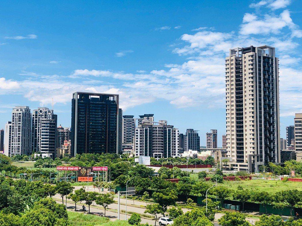 中壢8月房產交易件數比去年同月增加108%,青埔大型上商場陸續完工開幕,和重大公...
