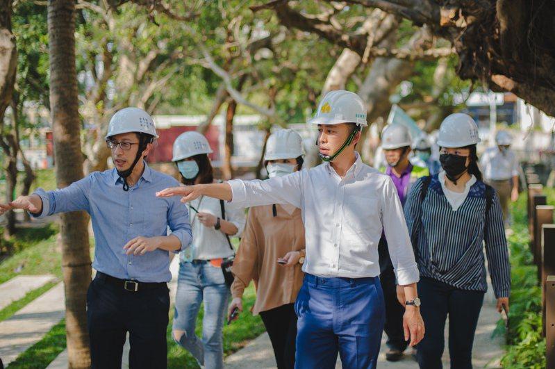 「天下雜誌」今公布2020幸福城市大調查排名,新竹市競爭力總排名獲全國第三,市長林智堅則在縣市首長施政滿意度獲第四名。圖/市府提供