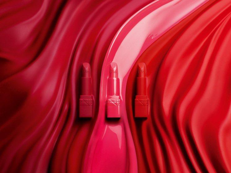 迪奧首度發起的「迪奧999紅唇日」。圖/迪奧提供