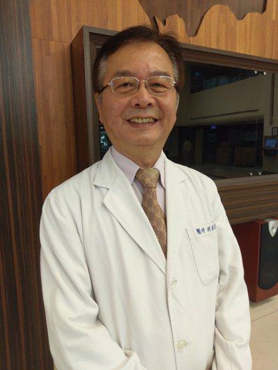 衛福部豐原醫院免疫風濕科主任胡宗慶