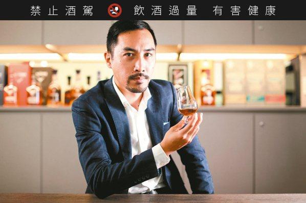 大摩品牌大使劉俊賢 用跆拳道精神分享威士忌