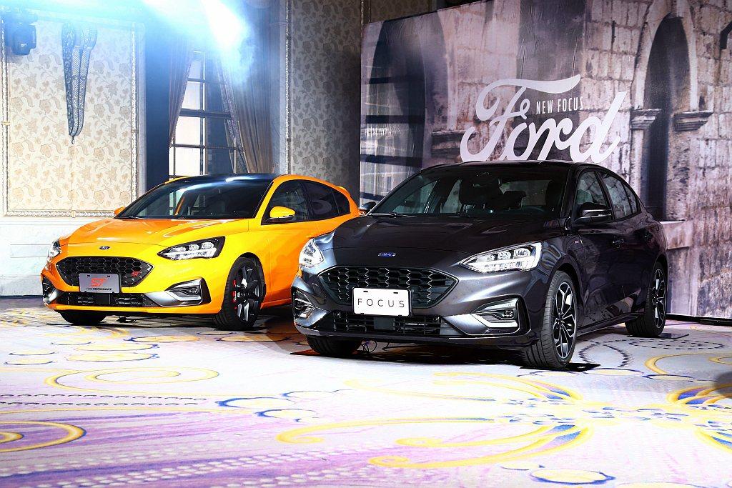 福特六和針對市場銷售需求調整Ford Focus編成,推出20.75年式車型。 ...