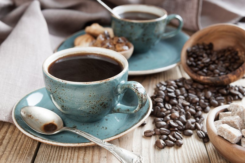 黑咖啡示意圖。 圖/ingimage