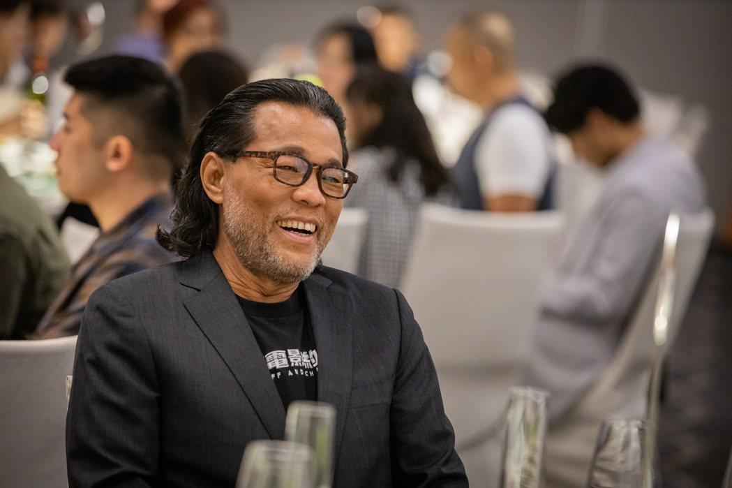 李屏賓擔任台北電影節主席五年,讓電影節有了新生命。圖/李屏賓提供