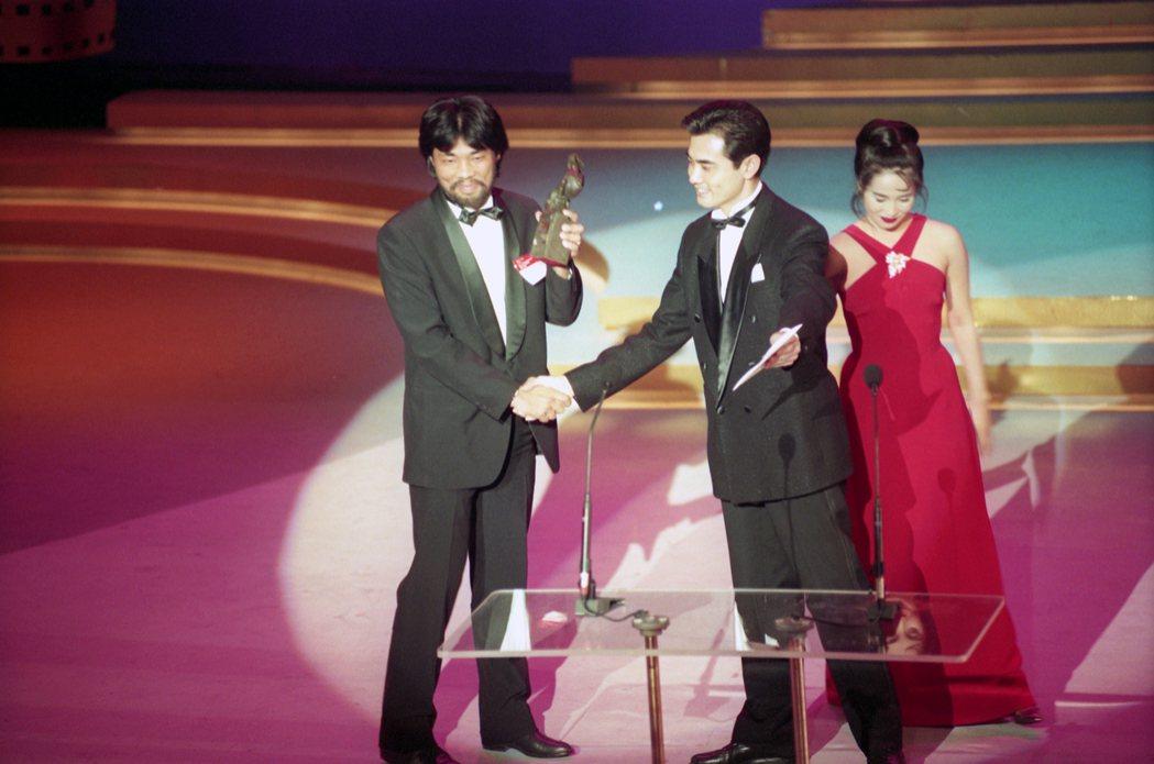 李屏賓1993年以《戲夢人生》拿下第一座金馬獎最佳攝影。圖/聯合報系資料照