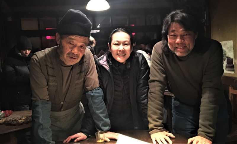 李屏賓(右)與劉若英合作《後來的我們》。圖/李屏賓提供
