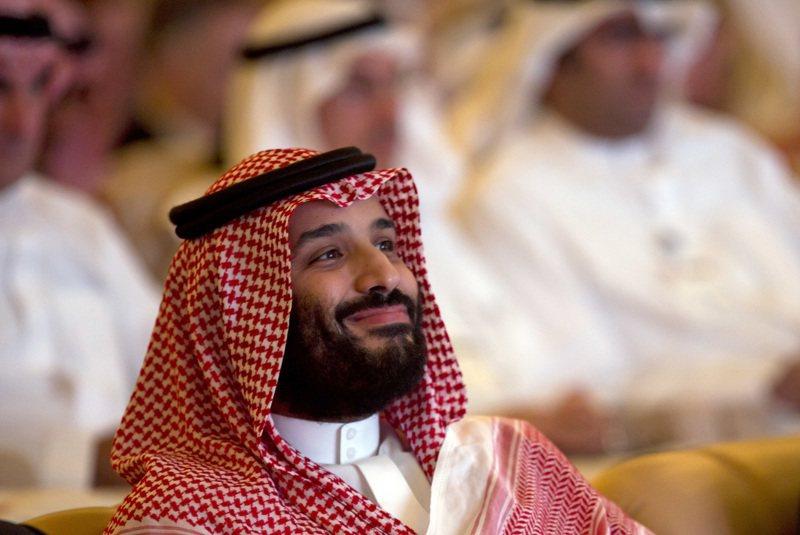 沙烏地王儲穆罕默德被指控是殺害哈紹吉的幕後黑手。(美聯社)