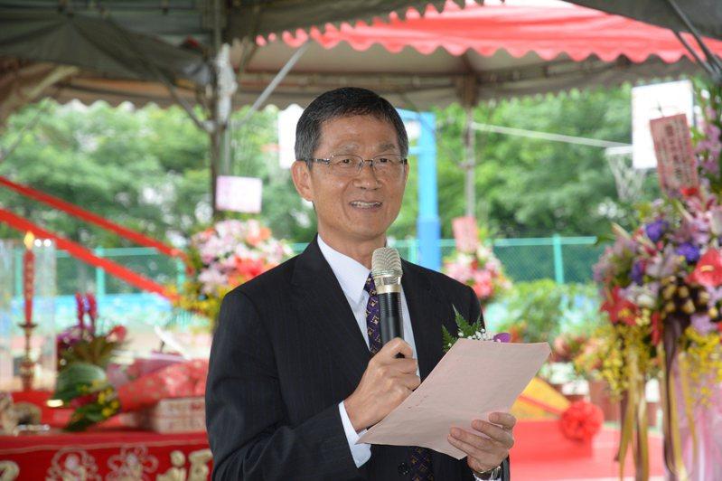 康軒文教集團董事長李萬吉。 圖/聯合報系資料照片