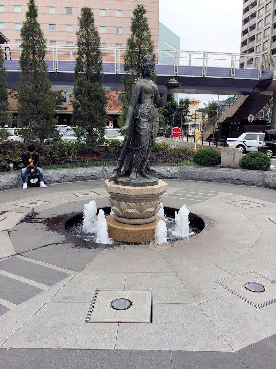 站前廣場噴泉