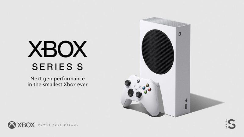 Xbox Series S 據微軟稱是「有史以來最小的Xbox」,299美元定價比Xbox Series X更親民。圖片取自網路