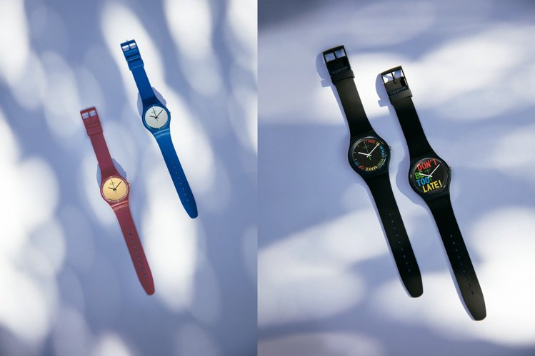 SWATCH難得推出復刻款腕表,而且是重現1983年的品牌開山之作,同時加入創新...