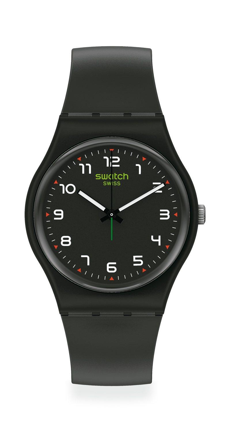 SWATCH 1983復刻經典Gent系列馬來Masa腕表2,200元。圖/SWATCH提供