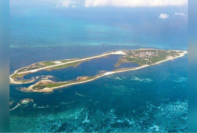 傳共軍機艦今天包圍東沙群島。  圖/聯合報系資料照片