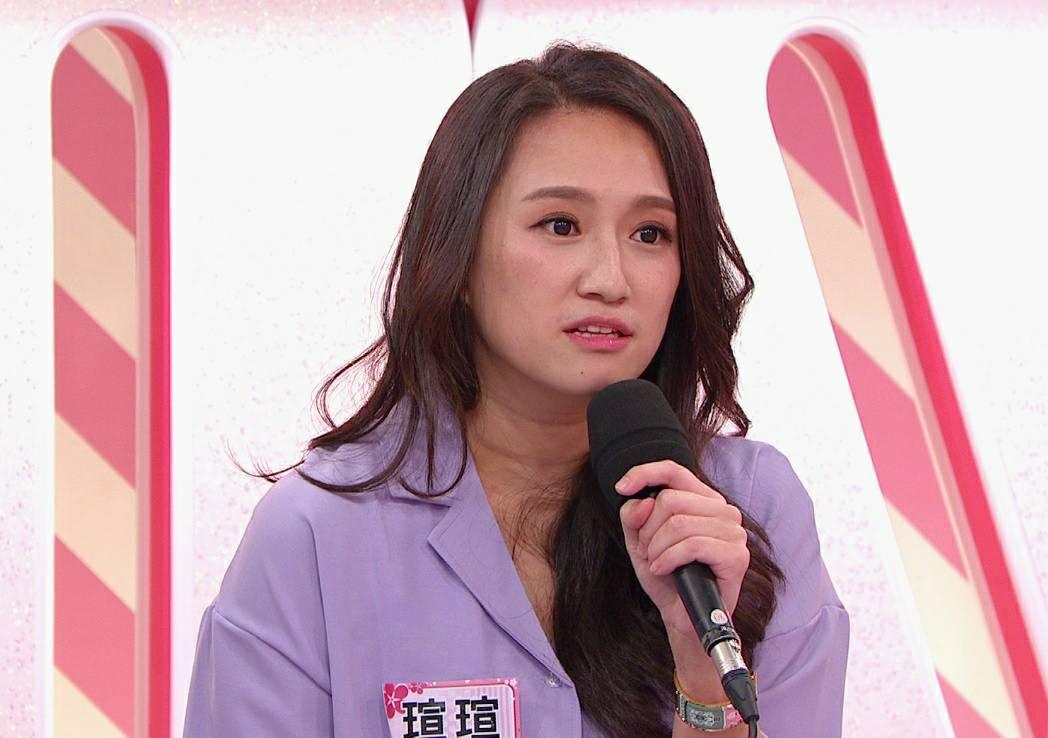 哈孝遠老婆瑄瑄日前上年代「聽媽媽的話」。圖/年代提供