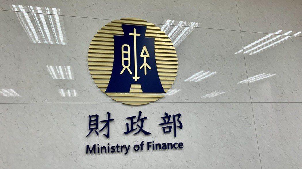 財政部今天公布8月全國賦稅收入新台幣1276億元,年增6.2%;累計前8月實徵淨...