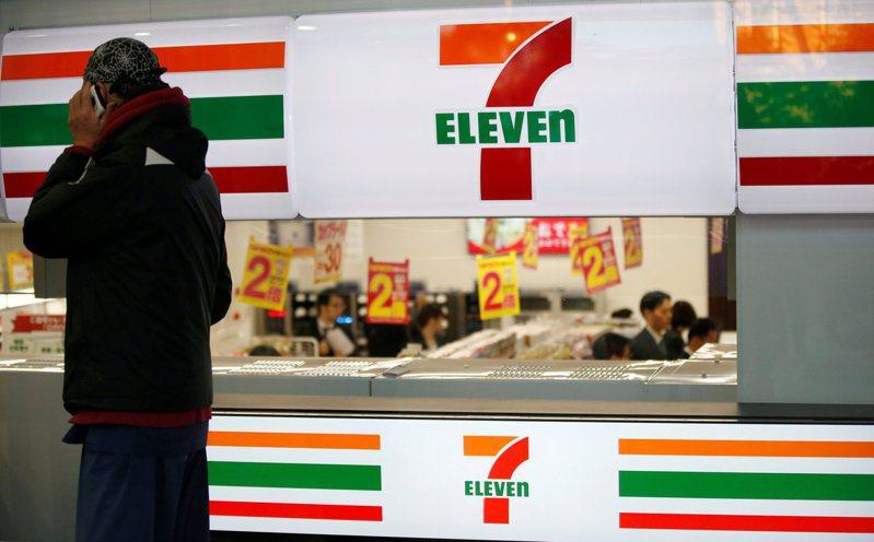 為善用因疫情而增加的需求,日本7-Eleven將推出最快半小時送貨到家的宅配服務。  路透