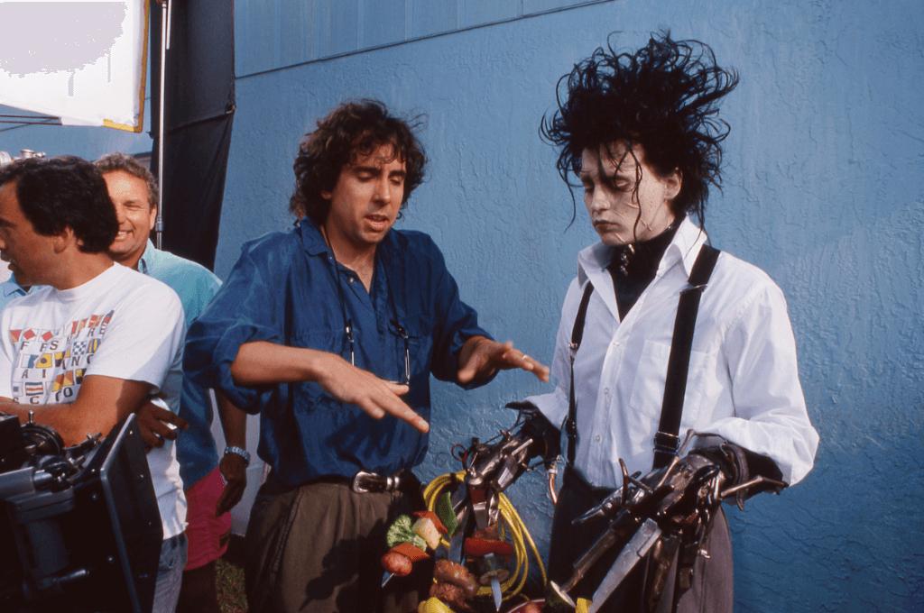 Tim Burton的作品風格強烈,大多以黑暗怪誕的驚悚氛圍聞名。 圖/DCFS