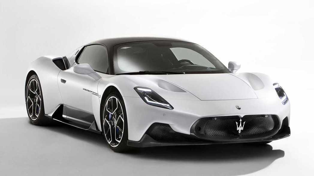 Maserati MC20為品牌新世代超跑。 摘自Maserati