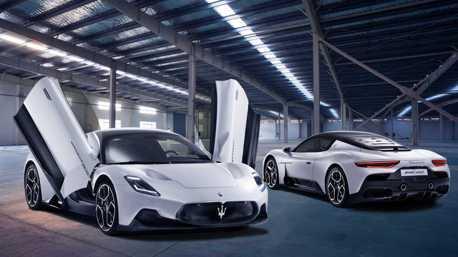 全新海神三叉戟發表!Maserati MC20挾630匹馬力襲捲中置超跑市場