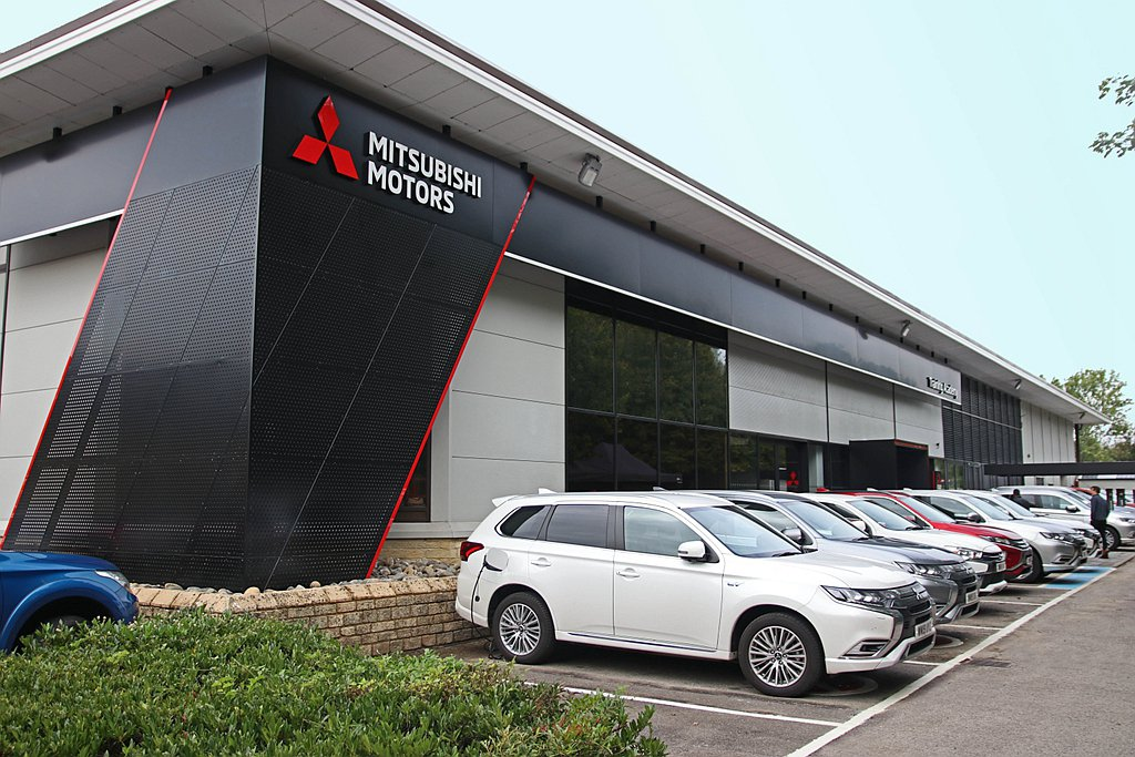 三菱汽車在歐洲地區的市占率僅有1.0%,但仍擁有豐富的銷售陣容,怎麼會說不賣就不...