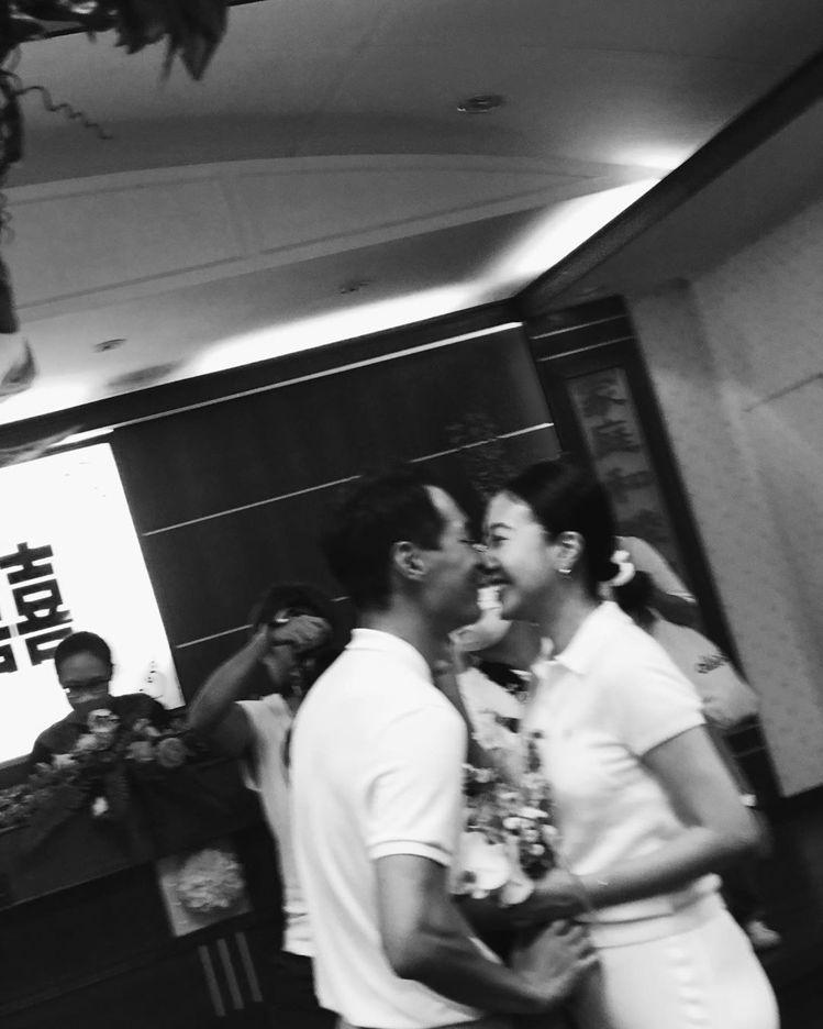 楊祐寧登記結婚了。圖/擷自IG