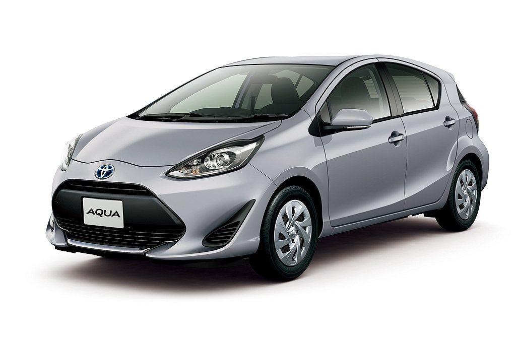 日規Toyota Aqua動力依舊搭載1.5L汽油引擎搭配電動馬達的Hybrid...