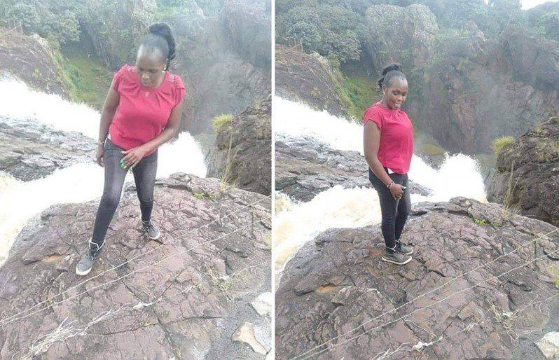 31歲女子多卡斯為拍瀑布美照,不幸跌落懸崖。圖擷自opera.news