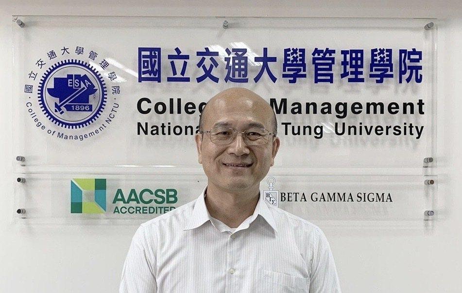 交大管理學院副院長兼台商中心主任溫金豐教授。 交大/提供