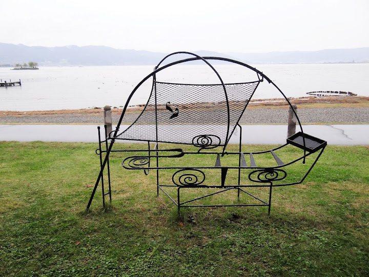 諏訪湖的漁業