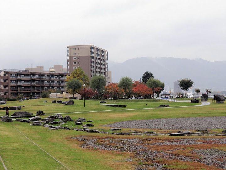 石彫公園(芝生広場)