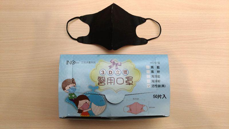 彰化地檢署查獲豪品公司以成本較低的中國製口罩冒充台灣製醫療級口罩在通路販售。圖/彰化地檢署提供